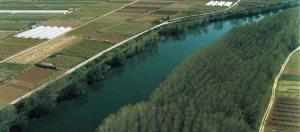 El Ebro a su paso por La Rioja